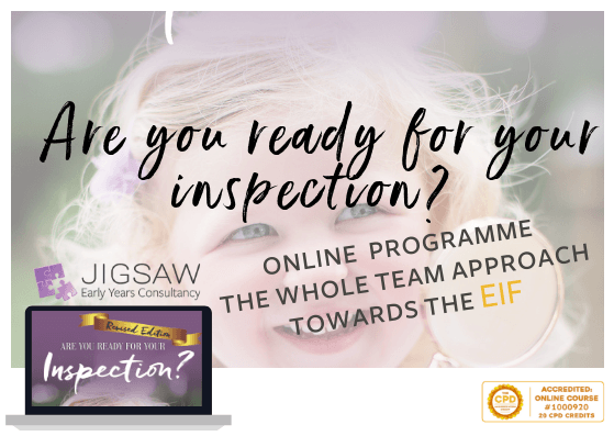 Are You Ready For Your Inspection Online Programme (5-10 Places)