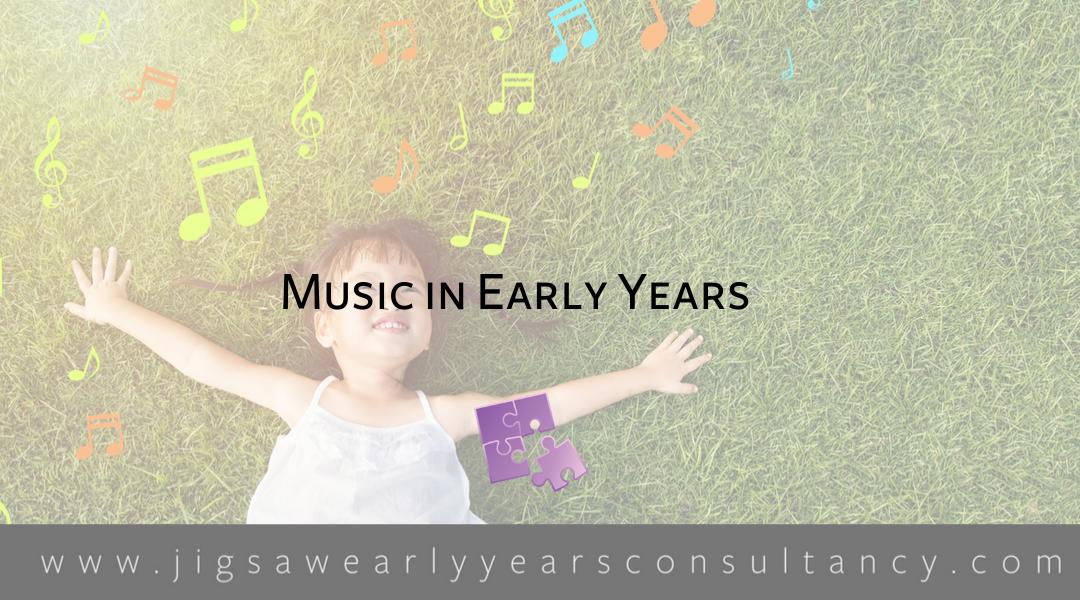 Module 10: Music in Early Years