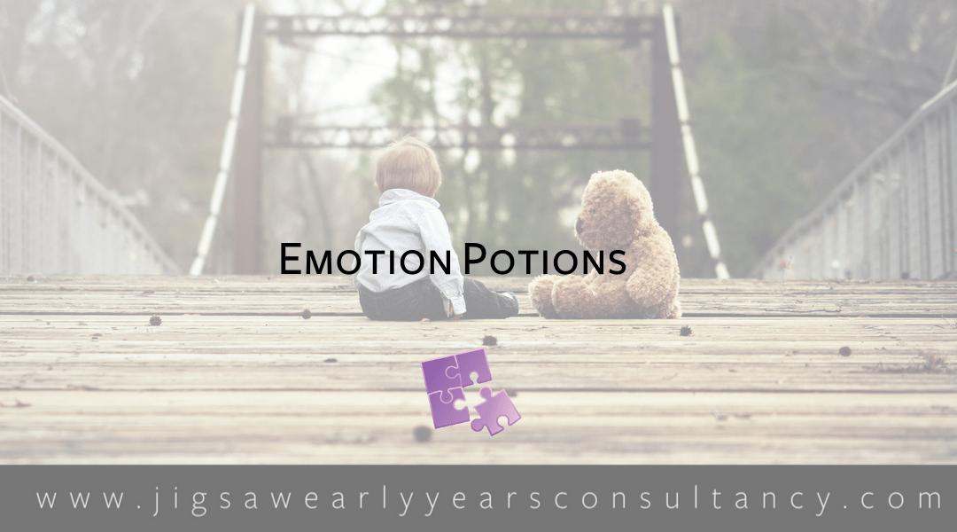 Module 1: Emotion Potions