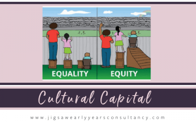 CULTURAL CAPITAL – Let's get it right!