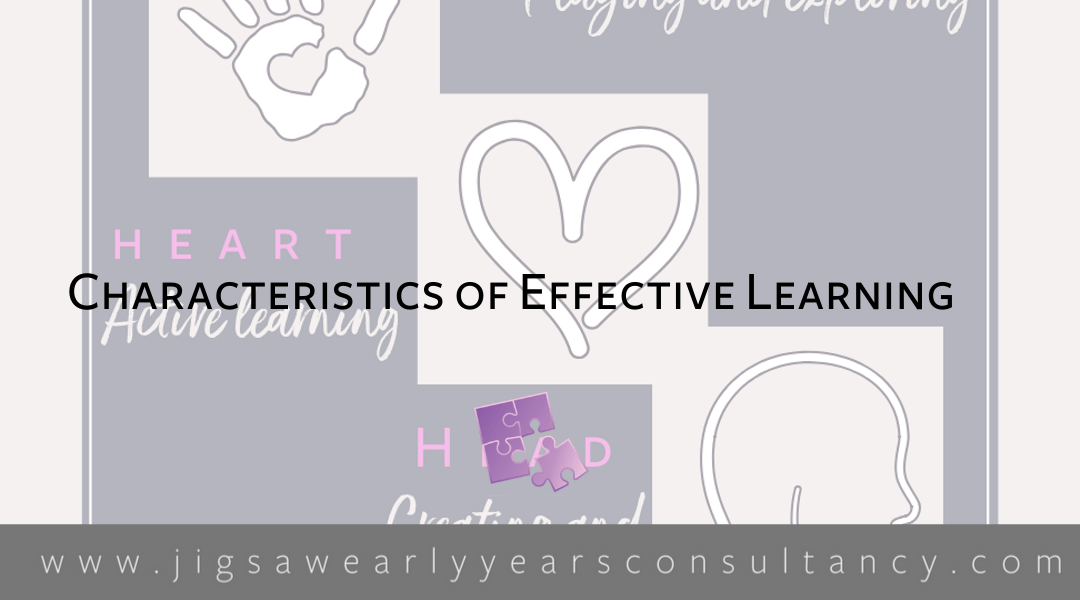 Module 12: Characteristics of Effective Learning